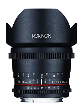 Review Rokinon DS10M-S 10mm T3.1