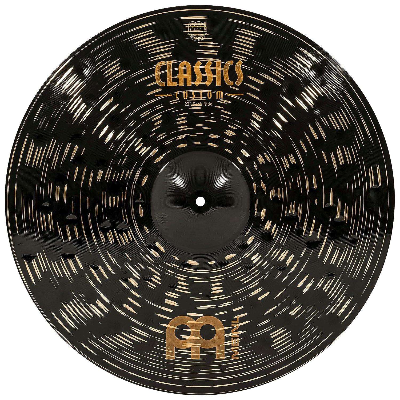 【内祝い】 MEINL Cymbals マイネル Classics Custom Dark Series Cymbals CC22DAR ライドシンバル マイネル 22