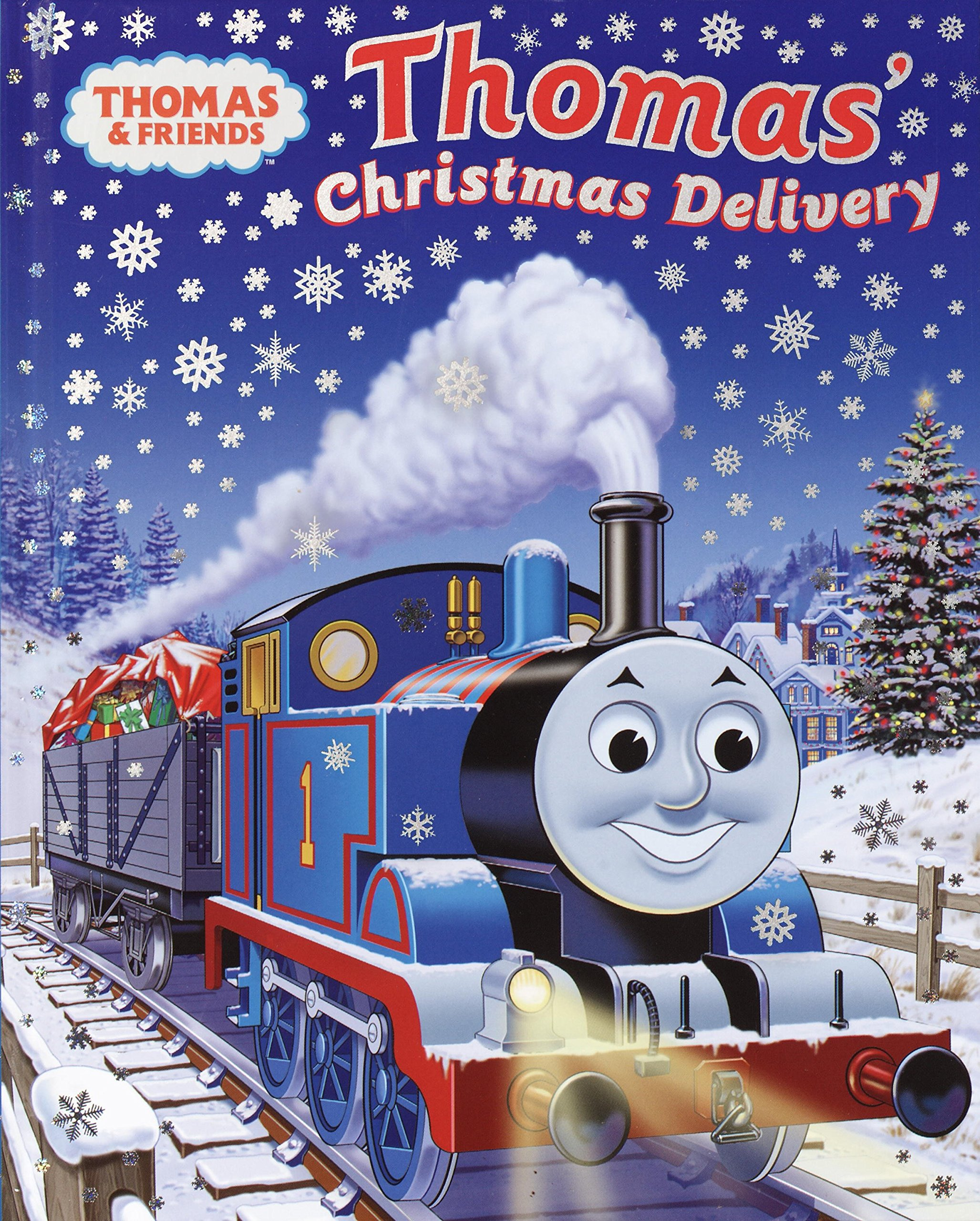 thomas christmas delivery thomas friends rev w awdry tommy stubbs 9780375828775 amazoncom books - Amazon Christmas Delivery