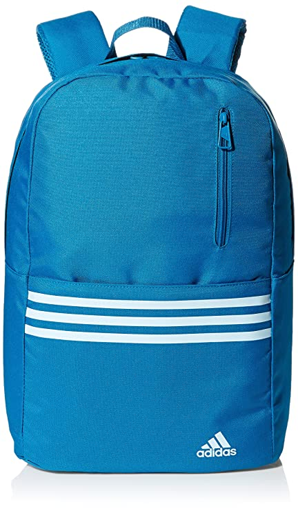 Adidas VERSATILE BP 3 STRIPES Blue (AY5121)  Amazon.in  Sports ... 6a63b5c81ba7a