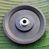 """Universal 115mm 4.5"""" Nylon Bearing Pulley Wheel Cable Gym Fitness Equipment Replacement Parts ABBOTT"""
