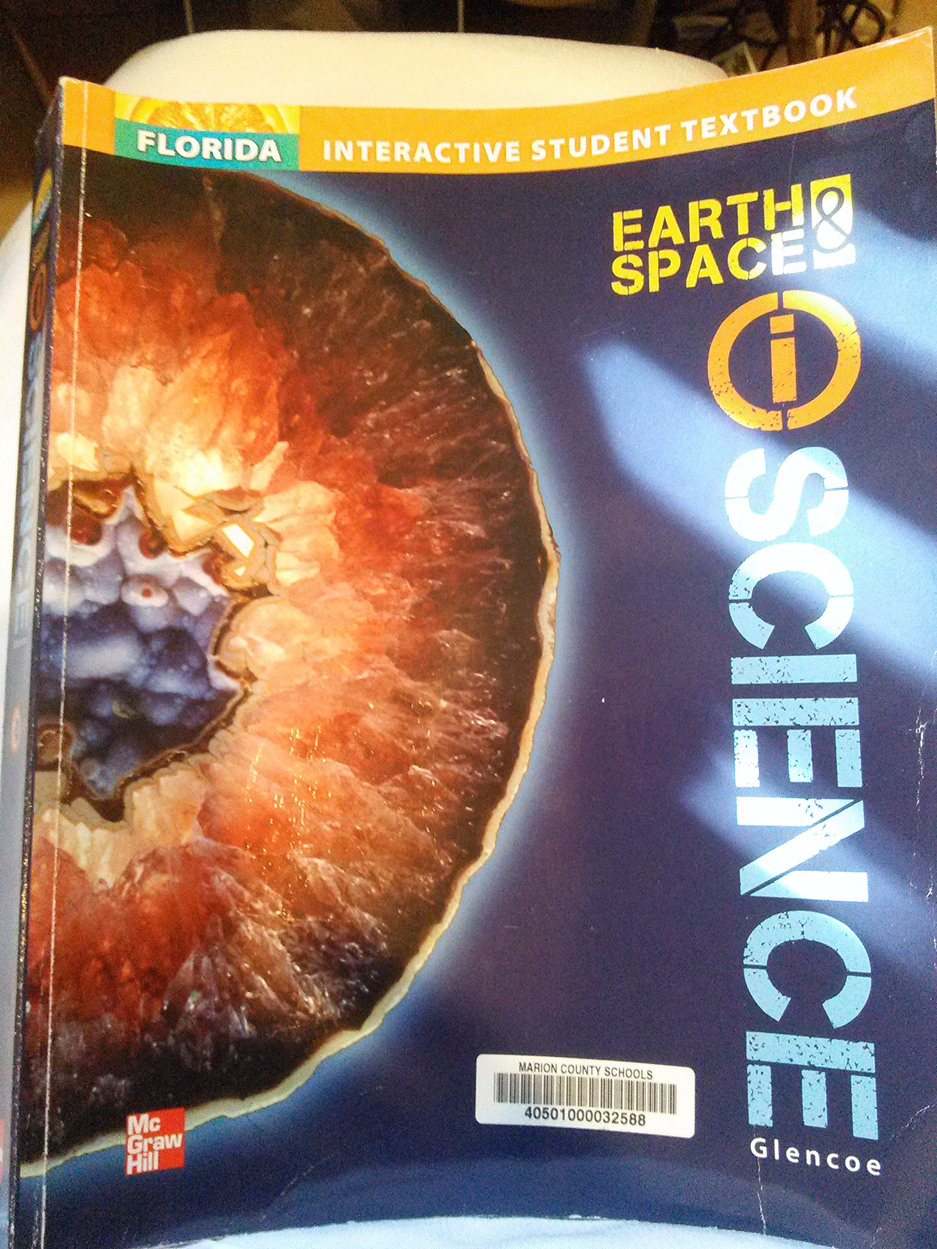 Read Online Florida Interactive Student Textbook - Earth Space & Science pdf epub