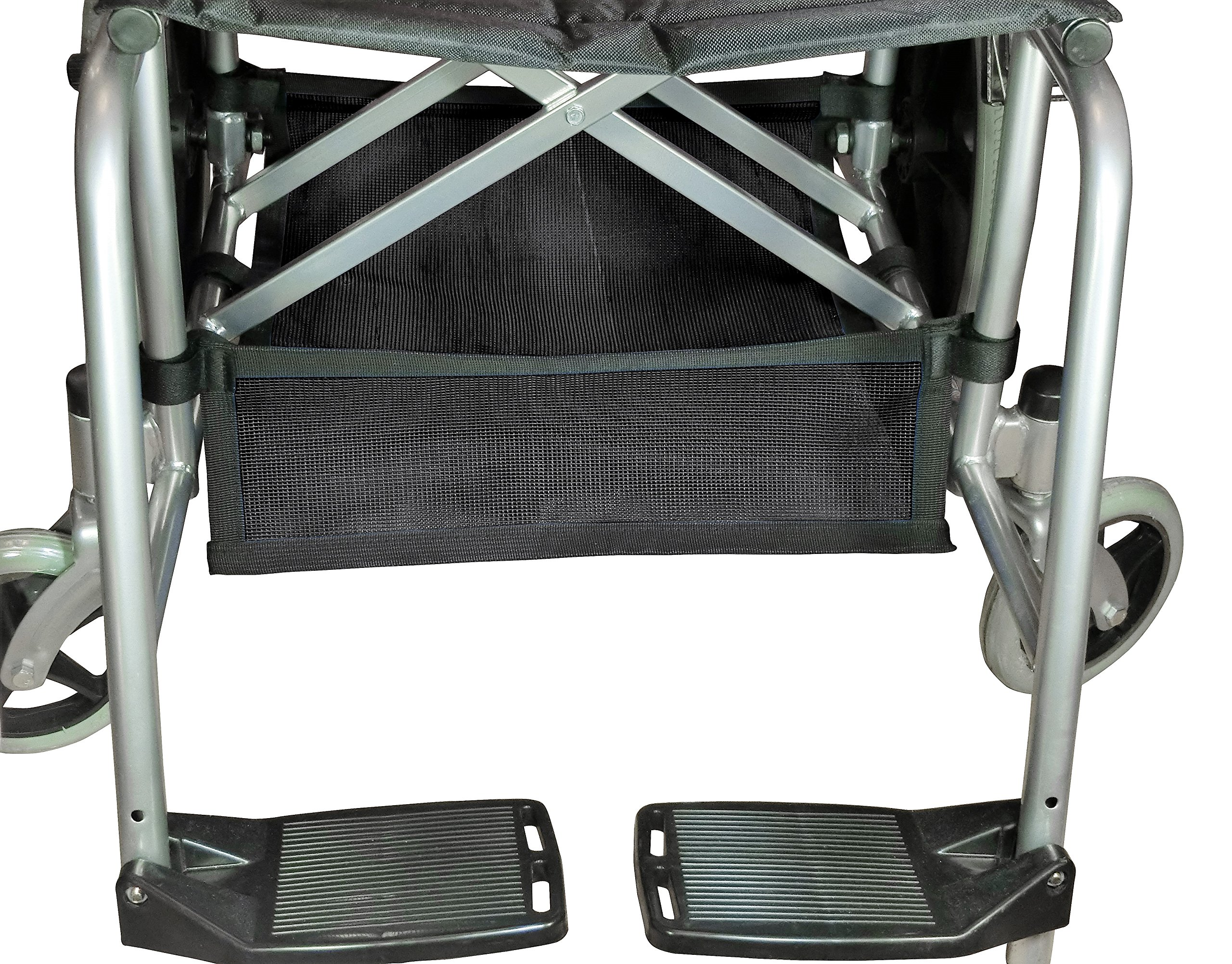 Foldable Wheelchair Under Seat Storage Bag, Wheelchair Underneath Carrier, Wheelchair Under Seat Basket, Wheelchair Bag, Wheelchair Accessories, Wheelchair Underneath Bag