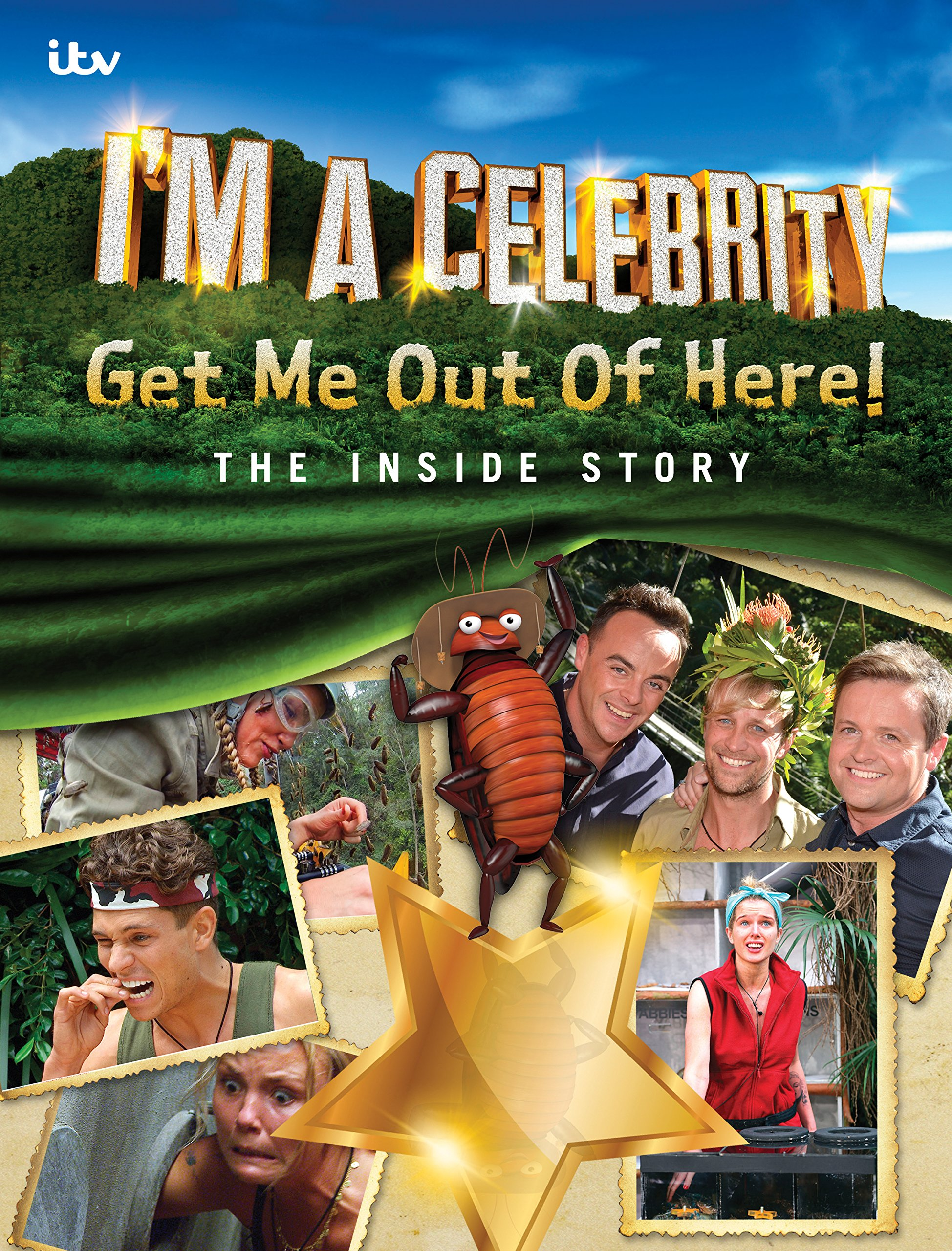 I M A Celebrity Get Me Out Of Here The Inside Story Anonymous 9780593073483 Amazon Com Books