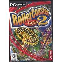 RollerCoaster Tycoon 2. CD-ROM