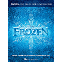 Frozen - Vocal Selections: Music from the Motion Picture Soundtrack Voice with Piano Accompaniment book cover