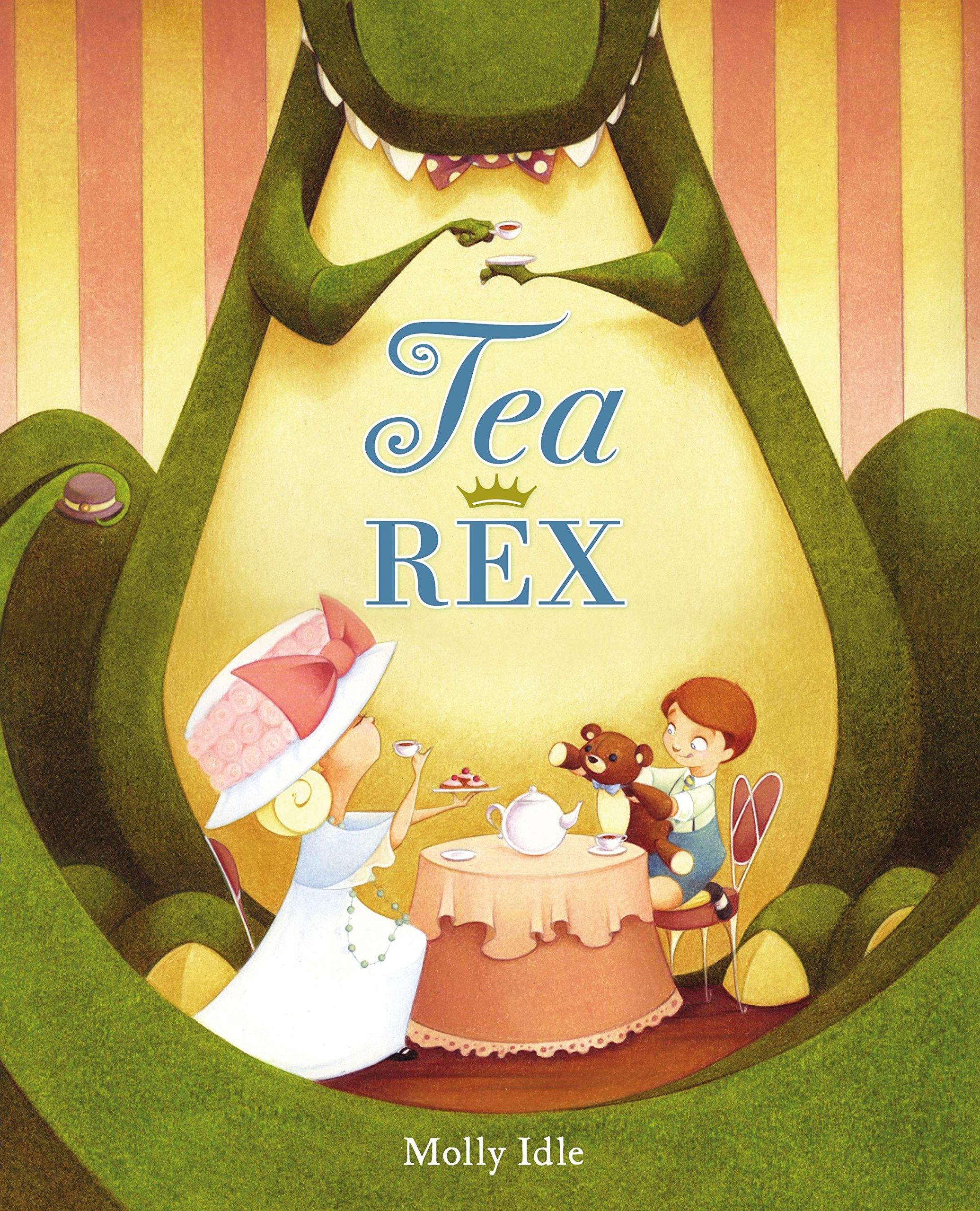 tea rex molly idle 9780670014309 amazon com books