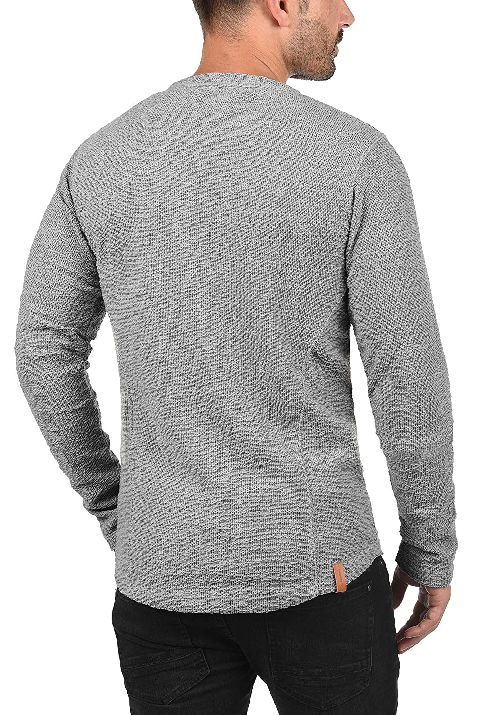 Redefined Rebel Mack Herren Sweatshirt Pullover Pulli Mit Rundhalsausschnitt