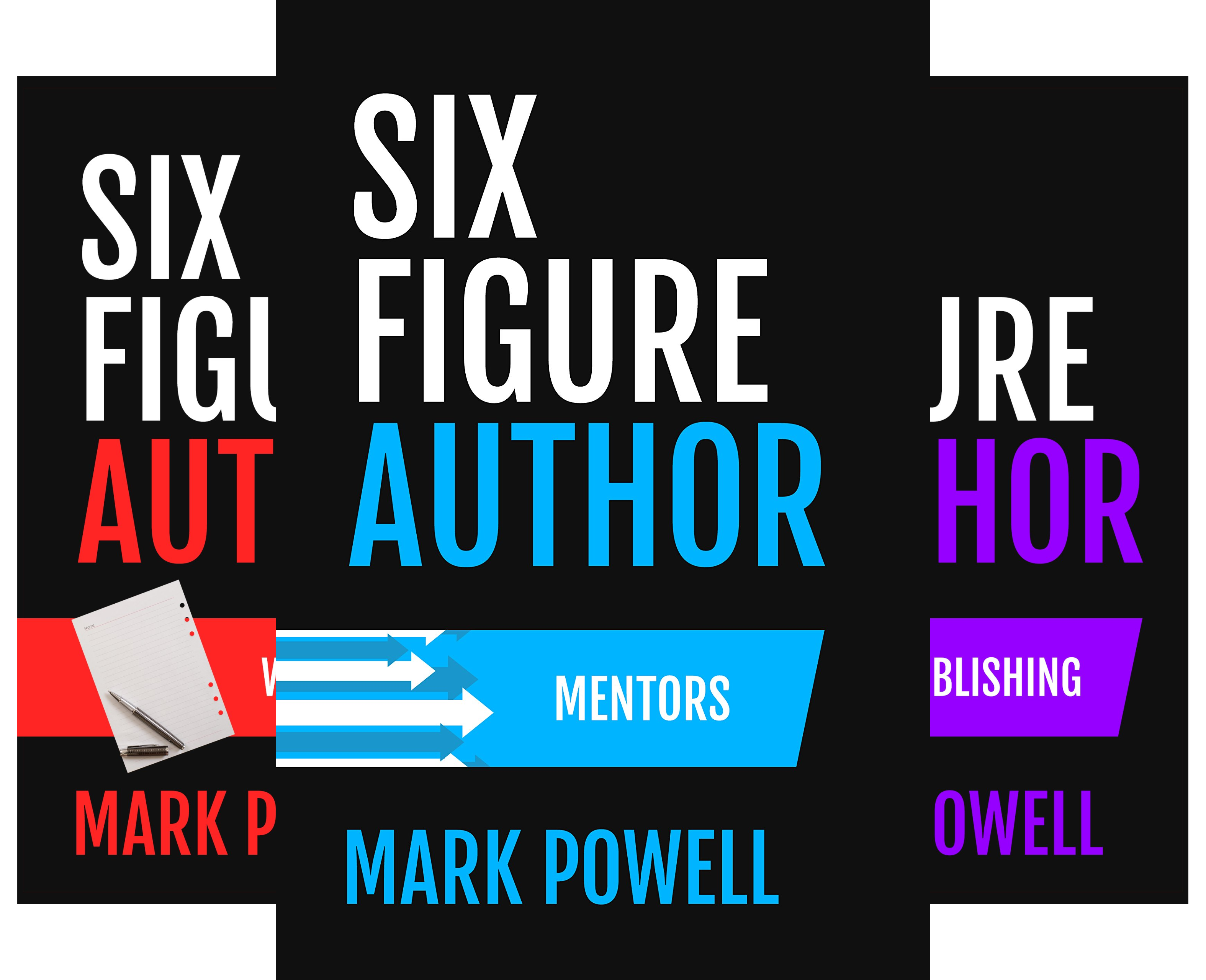 Awesome Authordom (5 Book Series)
