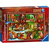 Ravensburger Heroes And Heroines Puzzle (1000-piece)