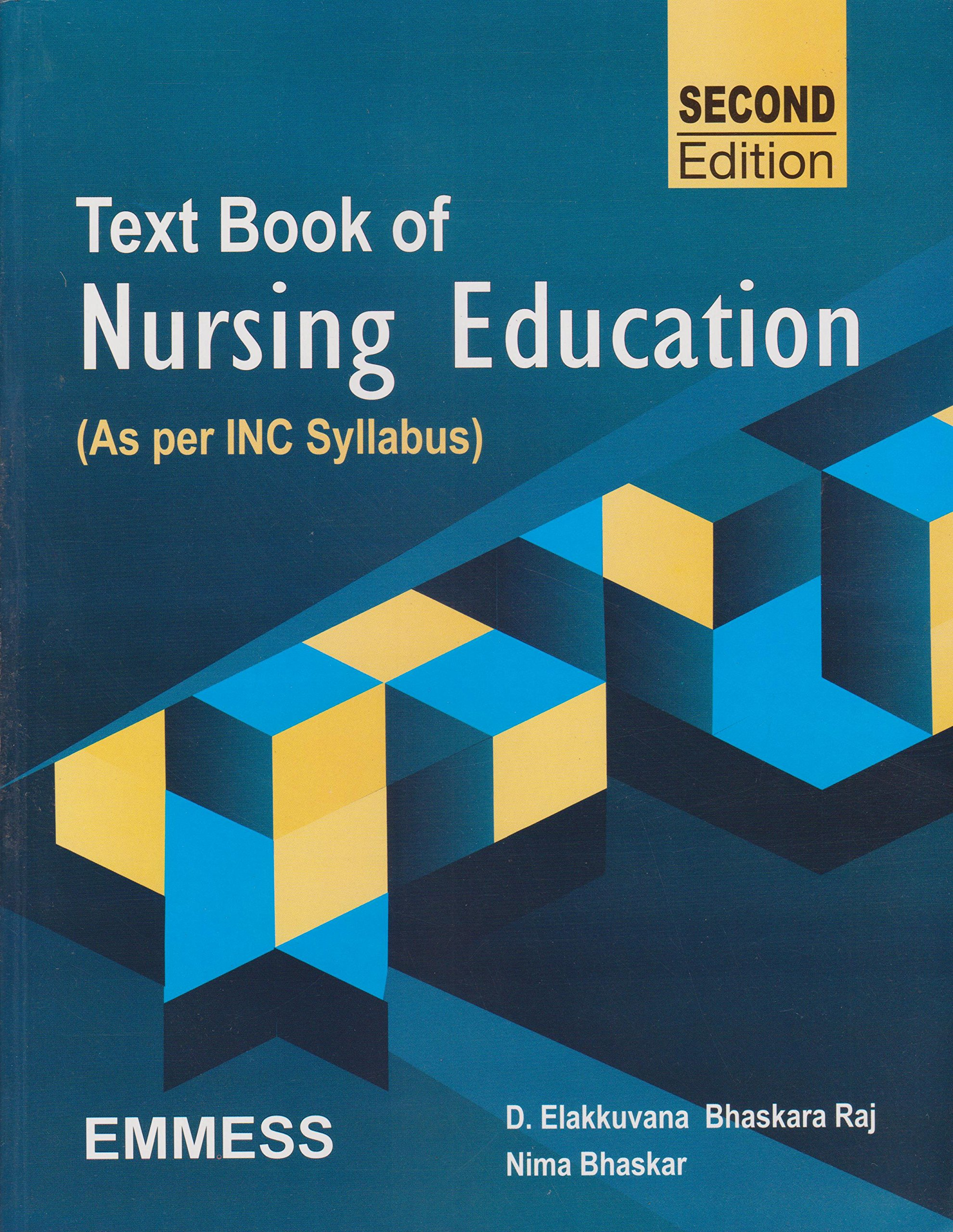 Amazon in: Buy Text Book Of Nursing Education Book Online at Low
