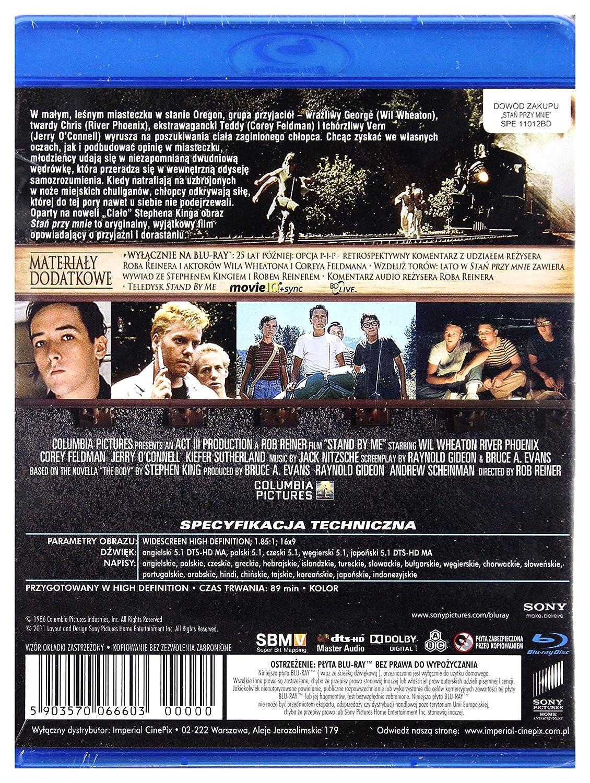 Amazon com: Stand by Me [Blu-Ray] (English audio  English