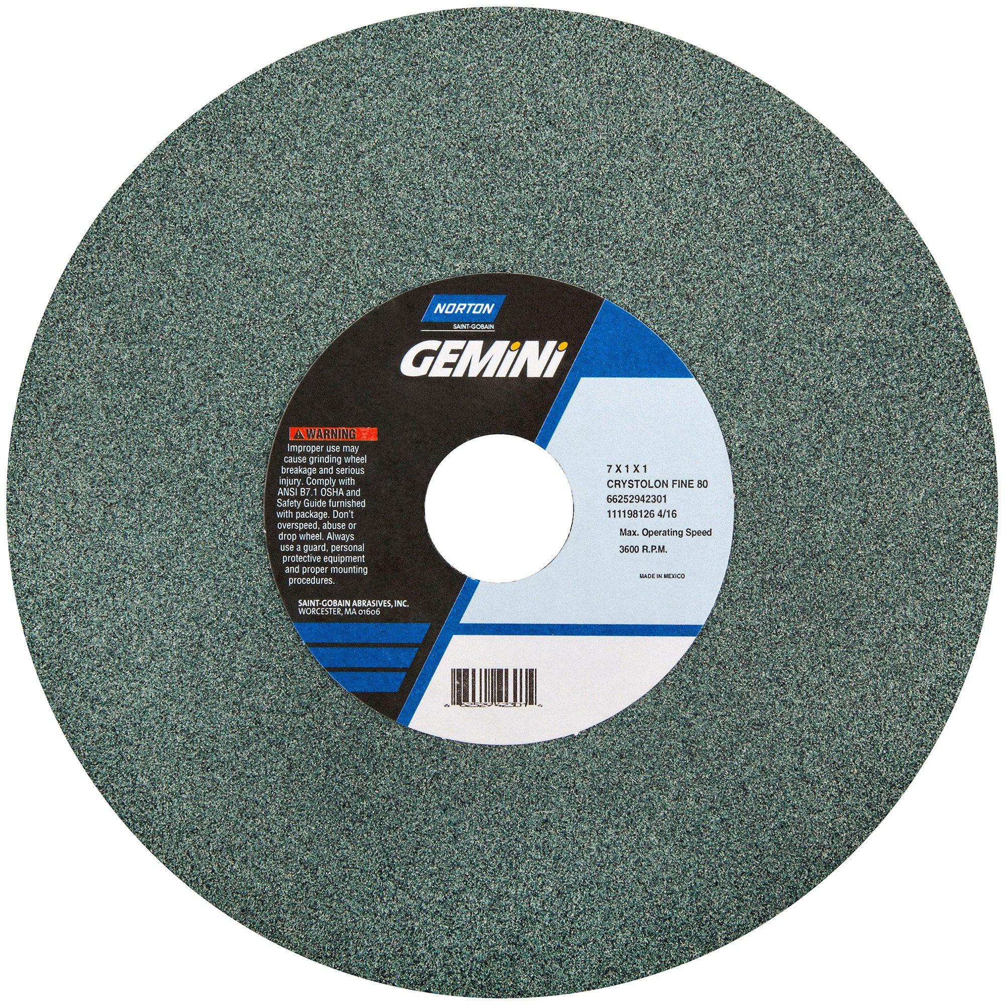 F1268756 12''X2''X1-1/4'' Gp Grinding Wheel Mediu by Unknown