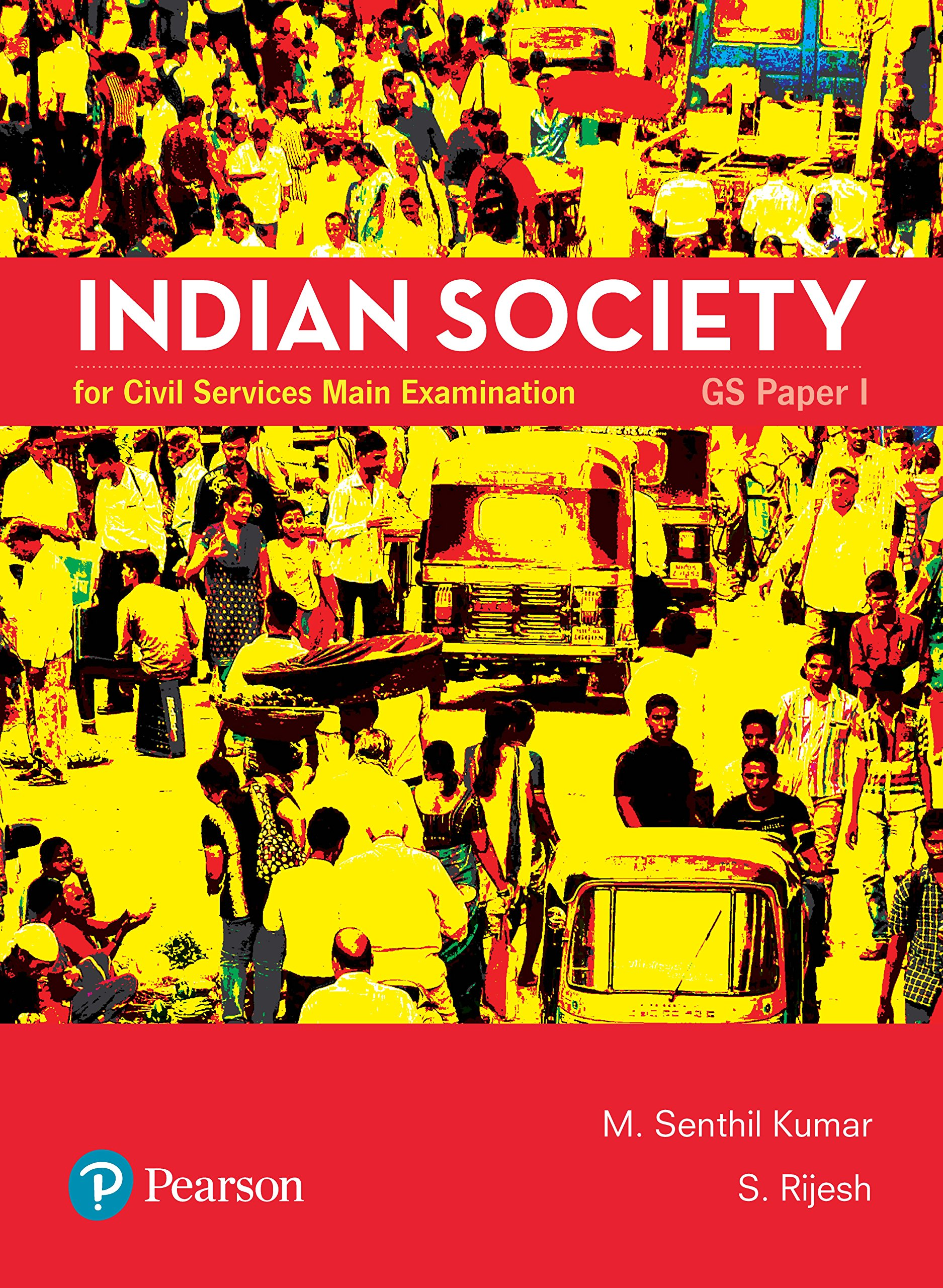 Buy Indian Society For Civil Services Main Examination GS Paper I