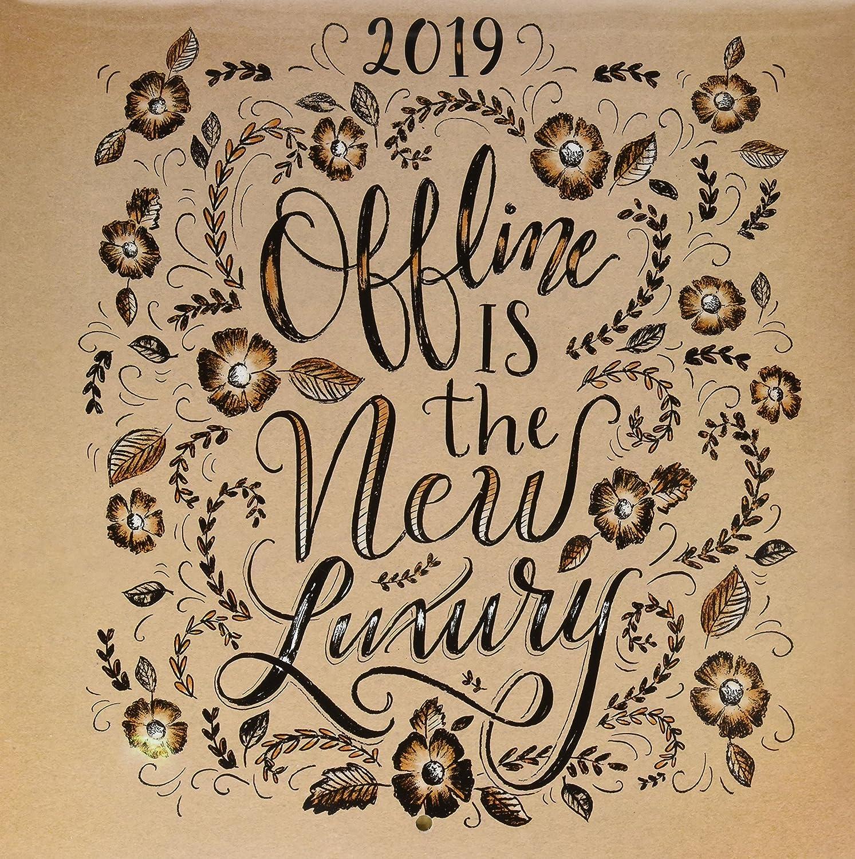 Grupo Erik - Calendario Da Muro 2019 Lily & Val 30 X 30 Cm