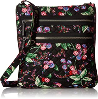 0297d34d2d9b Vera Bradley Keep Charged Triple Zip Hipster