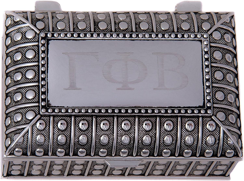 Gamma Phi Beta Crest Pin Box