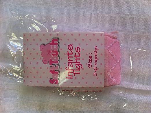 Soft Touch Baby M/ädchen Strumpfhose cremefarben 6-12 Monate 0-24 Monate