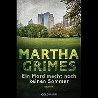 Ein Mord macht noch keinen Sommer: Roman (German Edition)