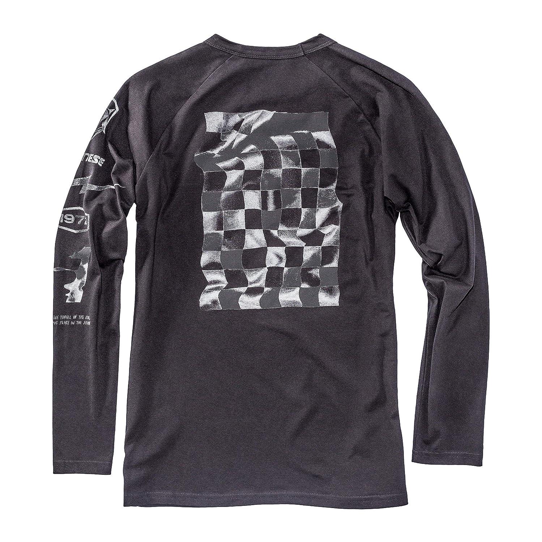 DAINESE T Shirt, Bianco, Taglia S: Amazon.it: Auto e Moto