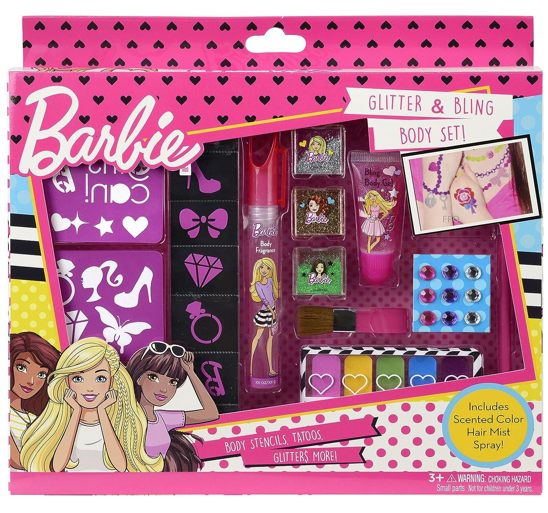 Barbie Glitter & Bling Body Set 9708810