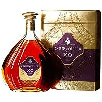 Courvoisier XO Cognac mit Geschenkverpackung (1 x 1 l)