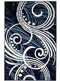NEW Summit Elite S61 Blue Grey White Scroll Swirl