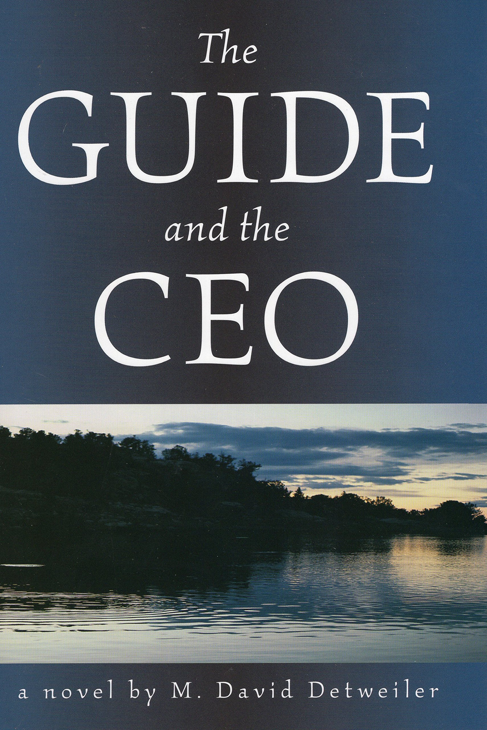 The Guide and the CEO: A novel