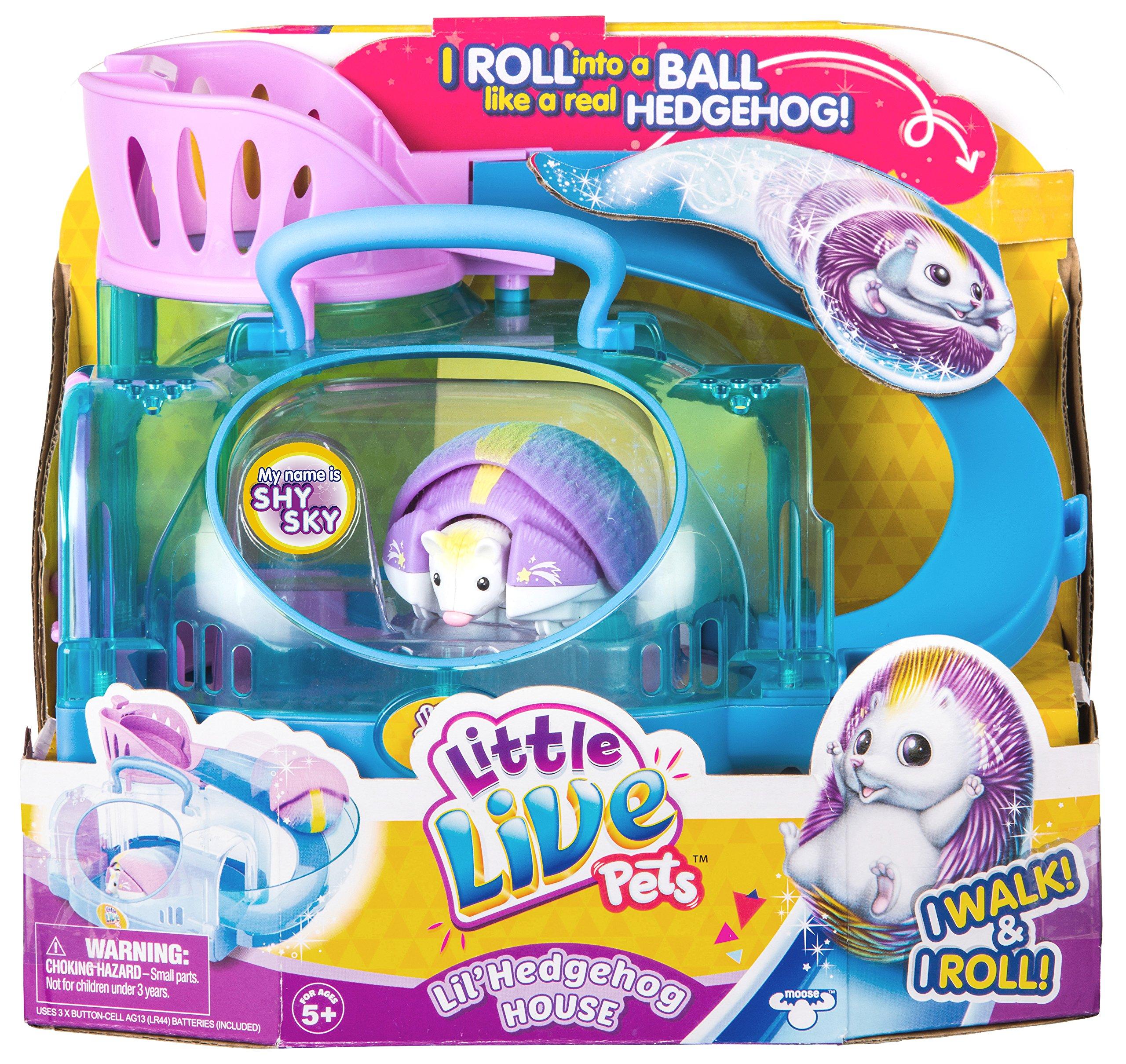 Little Live Pets S1 Lil Hedgehog House