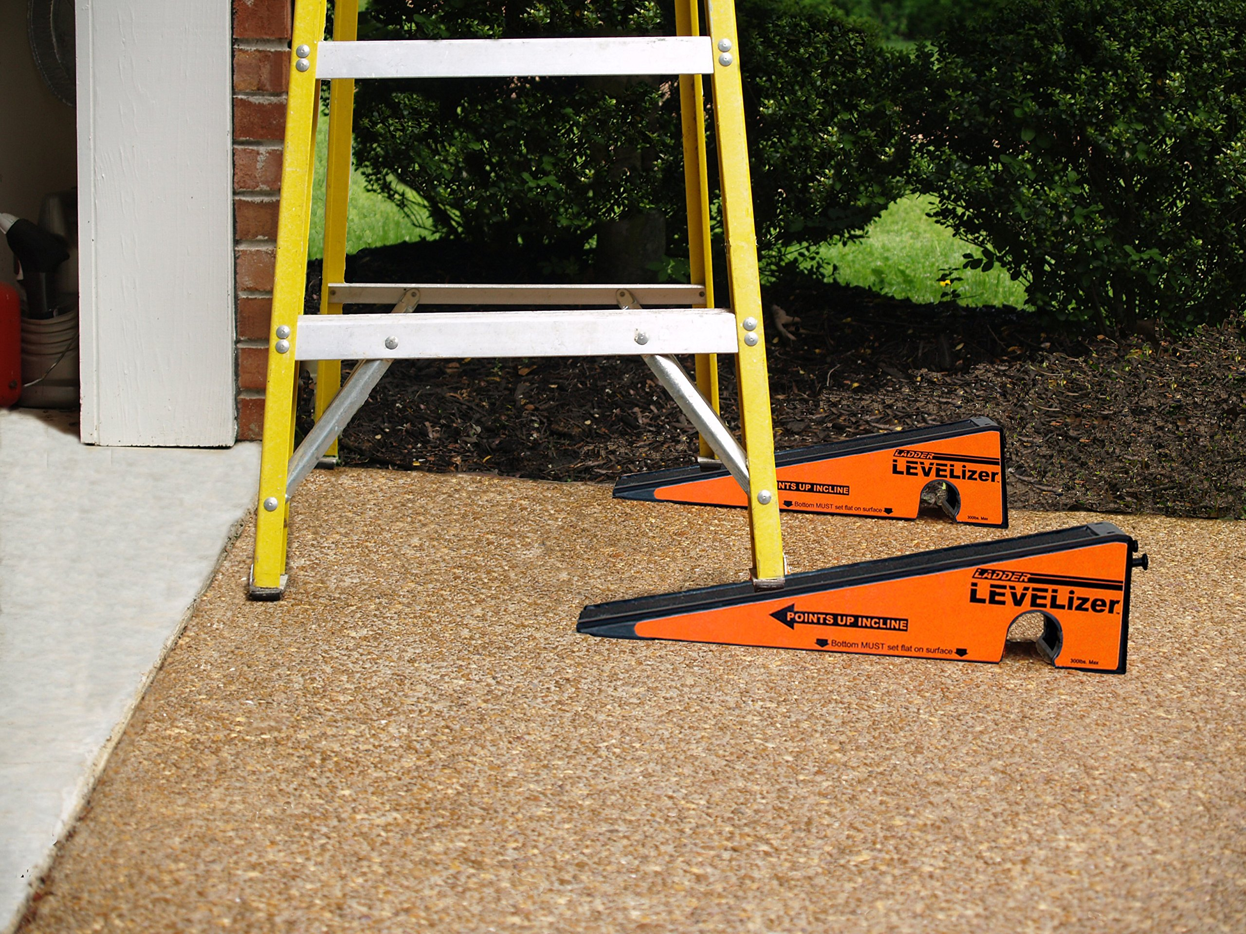 The Levelizer: Fast, Safe, & Easy Ladder Leveling by Advance Inventions LLC (Image #9)