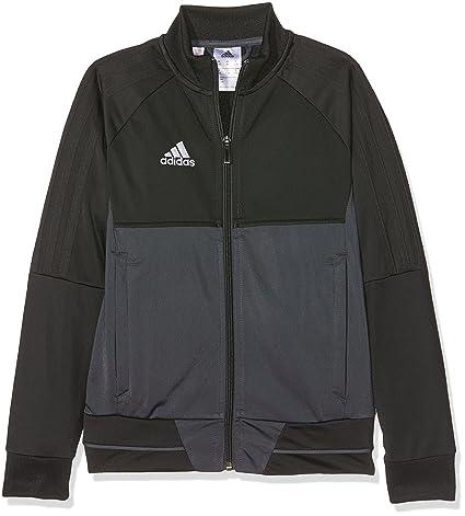 Giacca Jkty Pes Adidas 176 Bambino nerogrioscbianco Tiro17 Ctq7w1