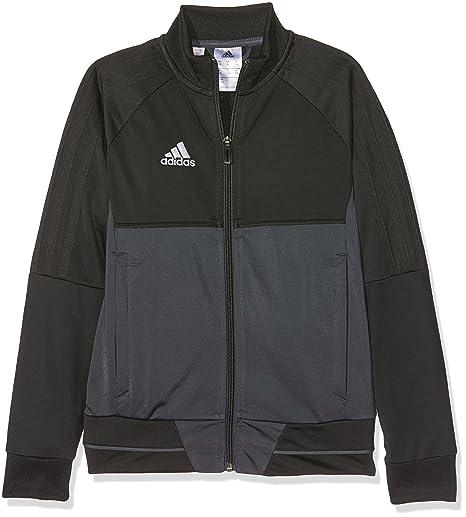 adidas Tiro 17 PES Jacket Youth, Giacca Bambino