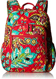 e72fe4261000 Amazon.com  Vera Bradley Iconic Campus Backpack