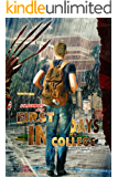 Sam Dorsey And His First Days In College (Book 3.1 in Sam Dorsey And Gay Popcorn series)