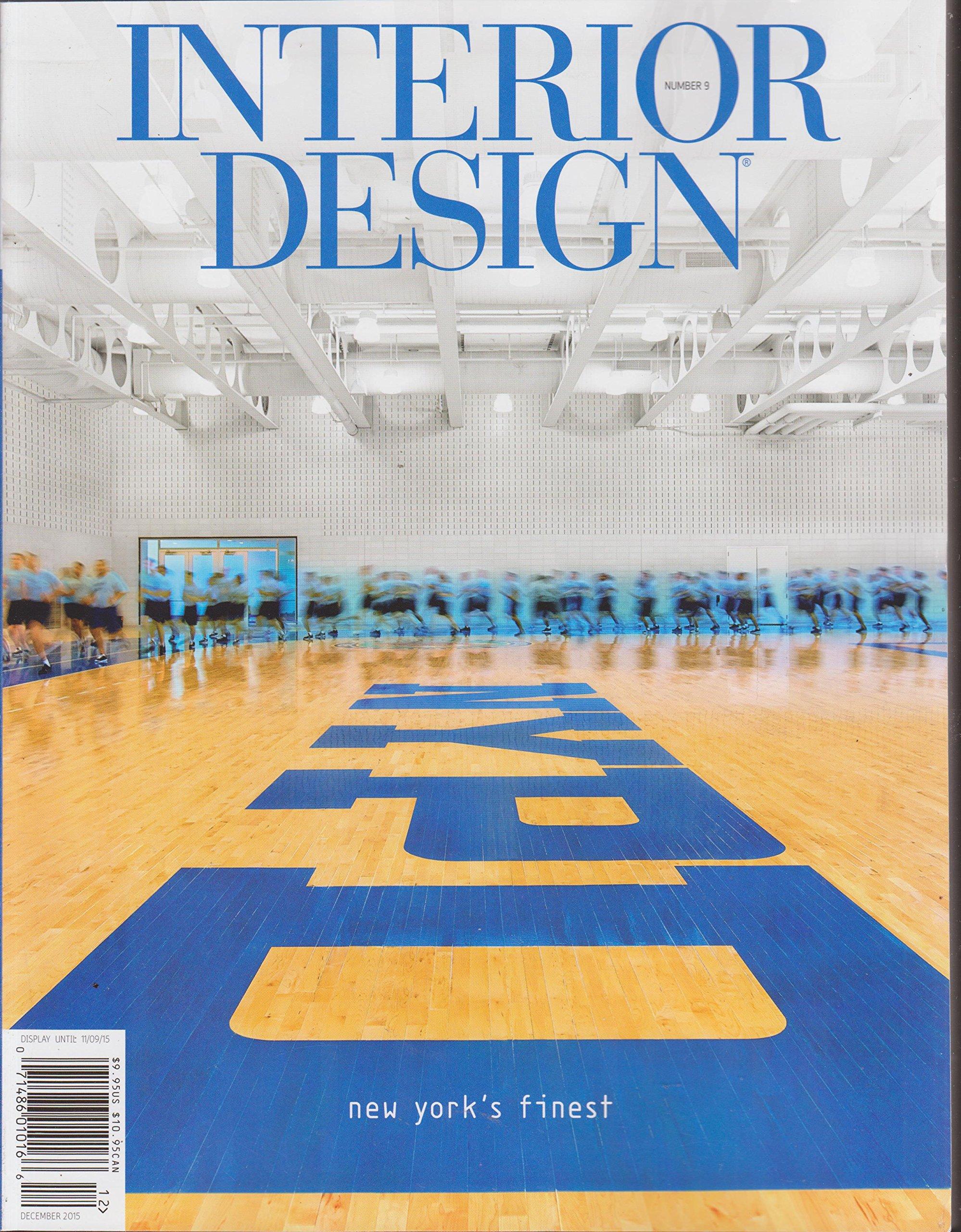 Interior Design Magazine Number 9 December 2015 PDF