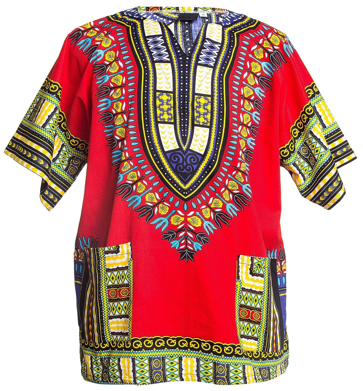Men's Dashiki Oversized Shirt DASHIKI-1
