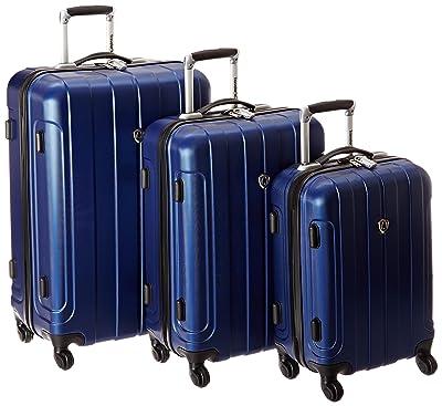 Traveler's Choice Cambridge Hardside Lightweight Spinner Luggage Set