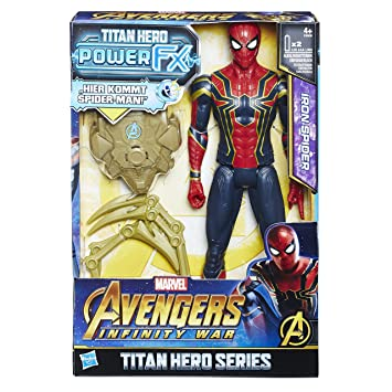 MARVEL SPIDER-MAN Hasbro Actionfigur 28 cm Superheld Action- & Spielfiguren