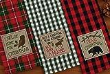 DII Cotton Christmas Holiday Dish