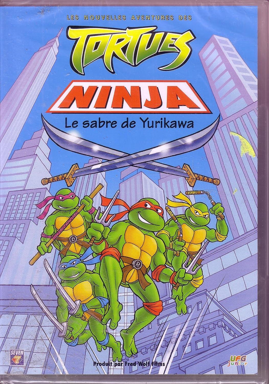 Les Nouvelles aventures des Tortues Ninja - Le sabre de ...