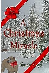 A Christmas Miracle: An uplifting Short Story (Christmas Miracle Series Book 1) Kindle Edition