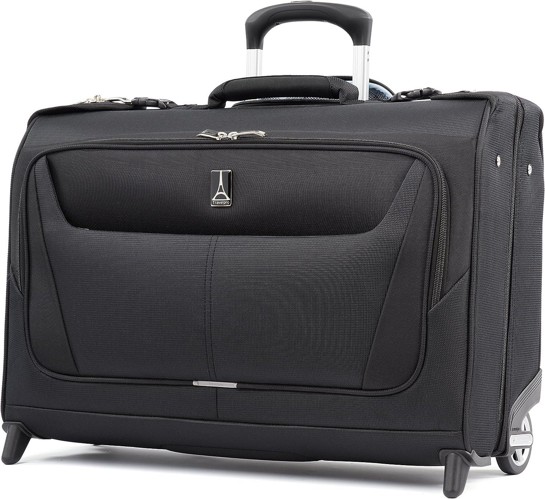 Travelpro Maxlite 5-Lightweight Carry-On Rolling Garment Bag, Black