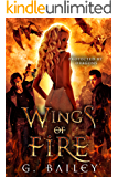 Wings of Fire: A Reverse Harem Paranormal Romance. (Protected by Dragons Book 2)