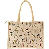Fabseasons Jute Shopping Bag