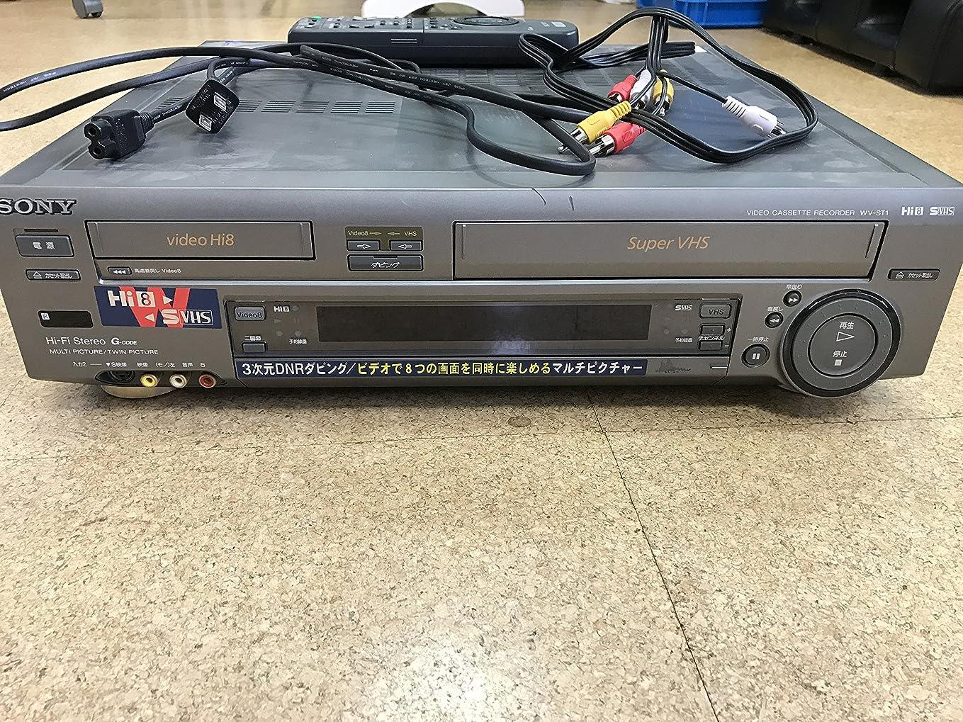 観点性能ブームS-VHSビデオデッキ パナソニック NV-SV1