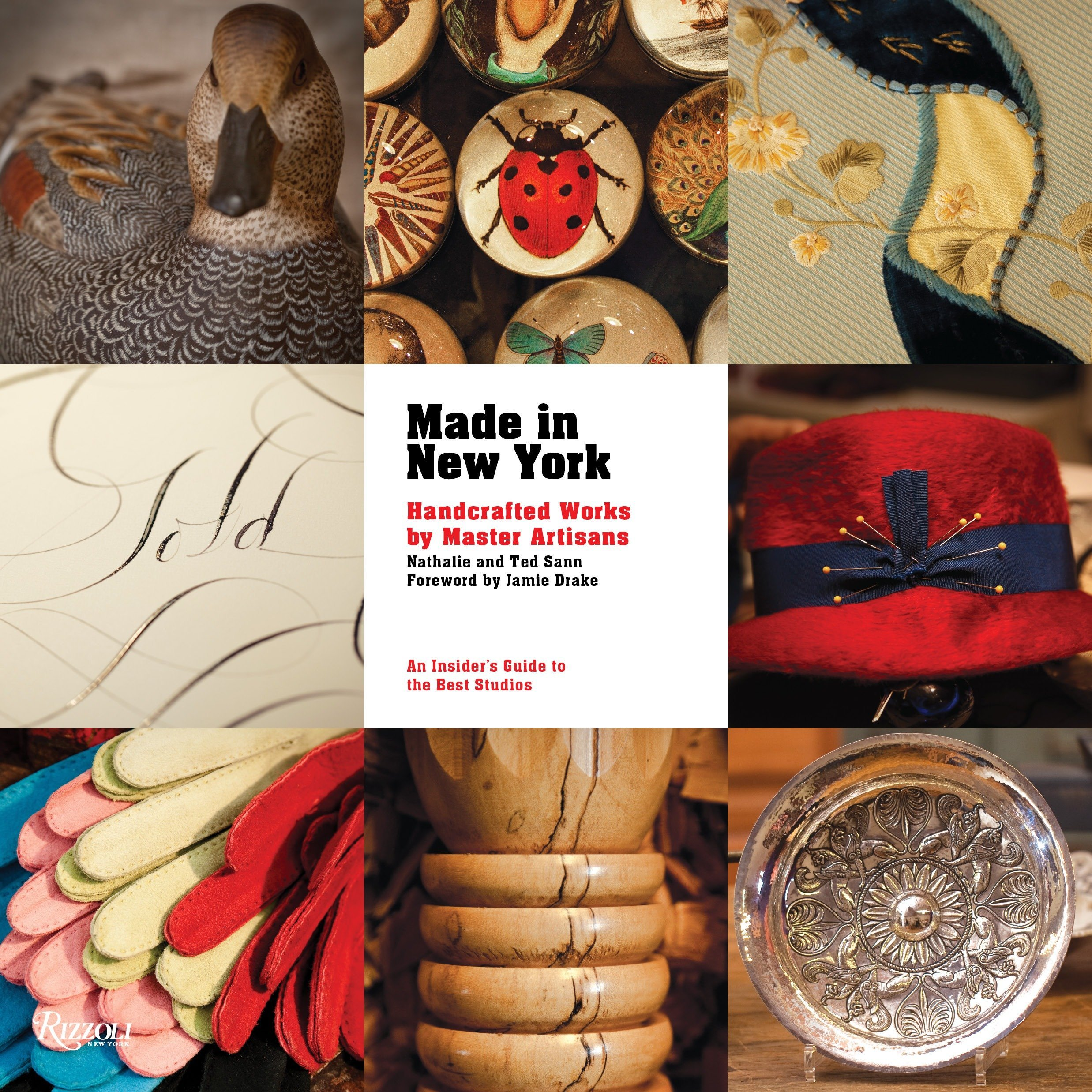 Download Made in New York: Handcrafted Works by Master Artisans pdf