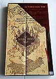 USJ 限定 商品 《 忍びの地図 The MARAUDER'S MAP 》 ウィザーディング ワールド オブ ハリーポッター グッズ THE WIZARDING WORLD OF Harry Potter