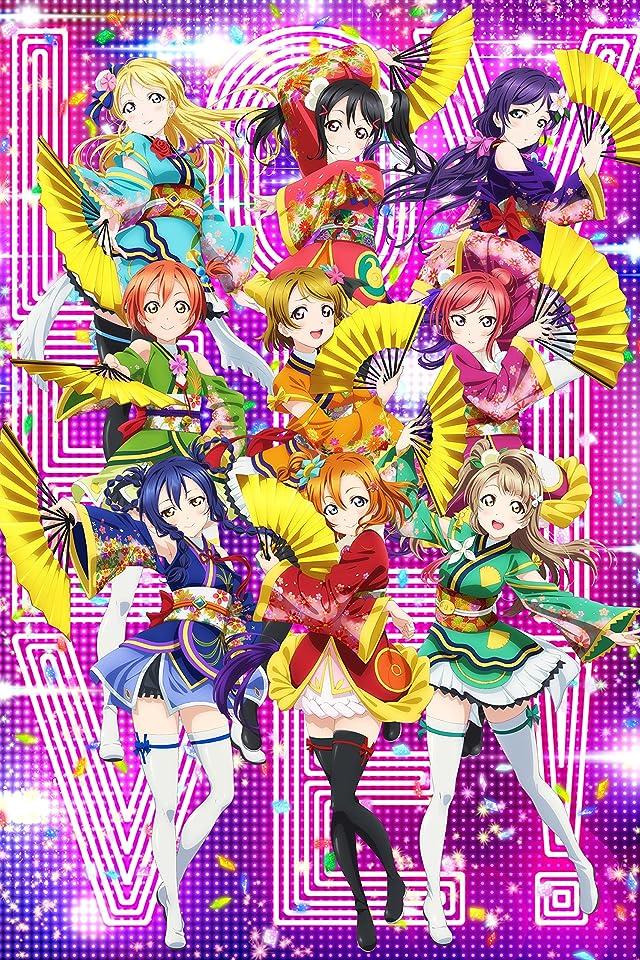 ラブライブ! 『Angelic Angel』μ's iPhone(640×960)壁紙画像