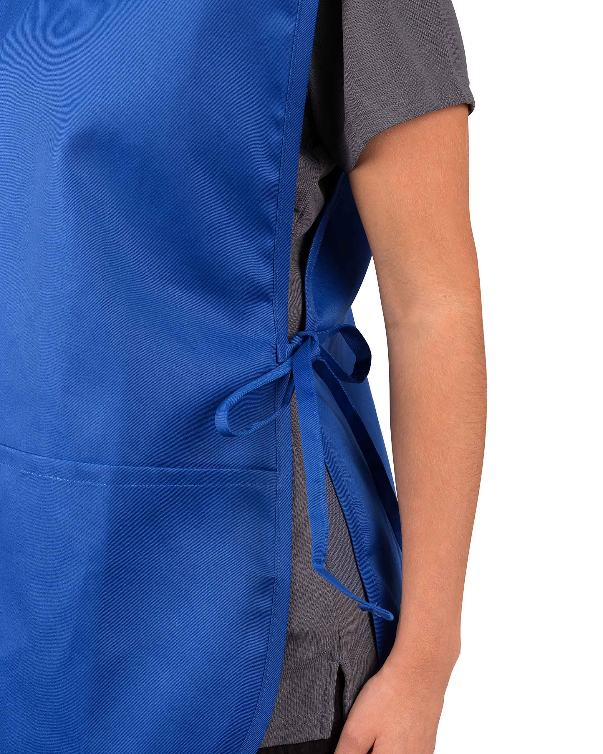 Royal Blue Cobbler Apron, Pack of 36 by KNG (Image #5)