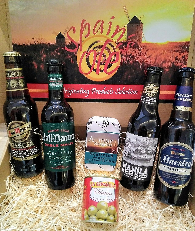 Selección cervezas españolas